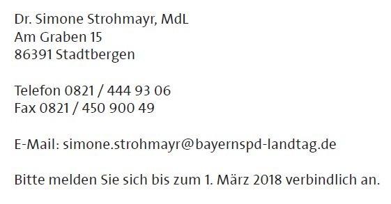 Frauenempfang der SPD-LTF 3